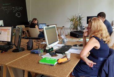 Zakaj coworkanje